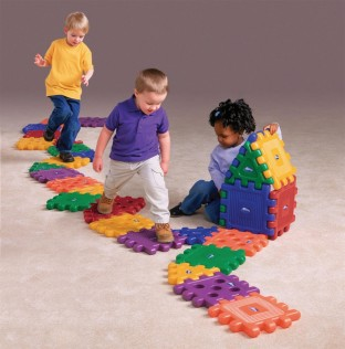 GRID BLOCKS 48 PIECE SET