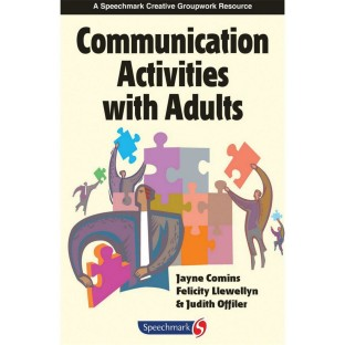COMMUNICATION ACT WITH ADULTS BOOK