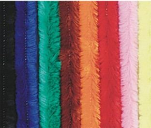 Colossal Chenille Stems, Assorted Colors