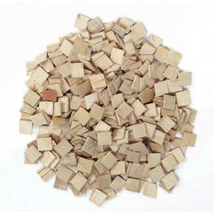Natural Wood Mosaic Tiles