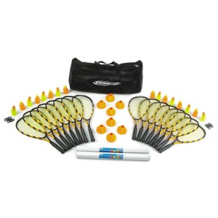 SPEEDMINTON SUPER 16 PLAYER SET
