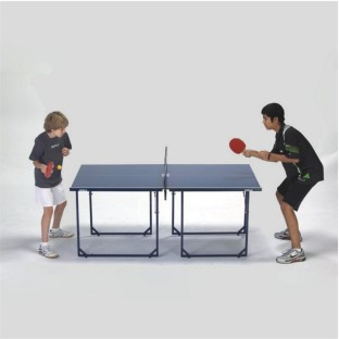 Use as 2 free-standing multiuse tables.