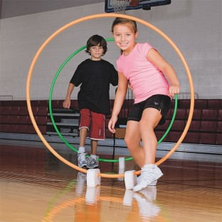 Hoop your way to fitness!