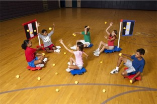 Physical fun that also inspires teamwork!