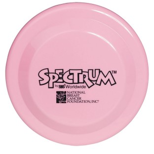 SPECTRUM NBCF PINK FLYING DISC