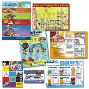 HEALTHY EATING RESOURCE KIT HIGH SCHOOL