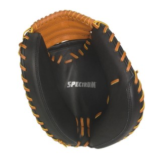 SPECTRUM BASEBALL CATCHER MITT ADULT