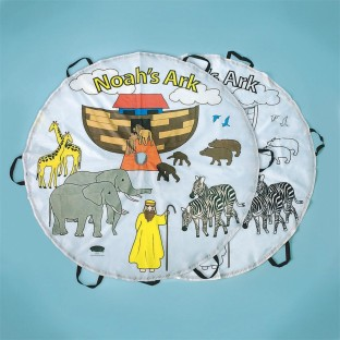 NOAHS ARK COLOR ME PARACHUTE 5FT
