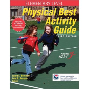 PHYSICAL BEST ACTIVITY GUIDE ELEM LEVEL