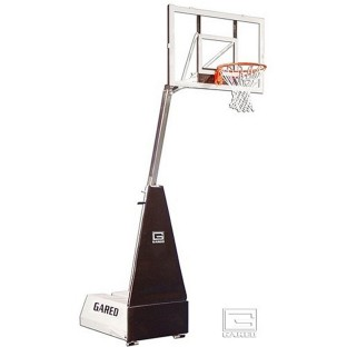 Micro Z Portable Basketball Backstop