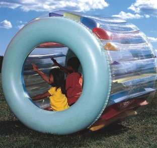 Amazing inflatable active play structure!