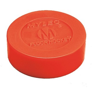 Mylec® Floor Hockey Puck