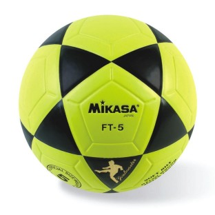 MIKASA FT5 SOCCER BALL SZ 5 YELLOW/BLACK