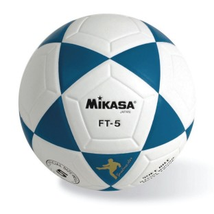 Mikasa® FT5 Soccer Ball Size 5 Blue/White