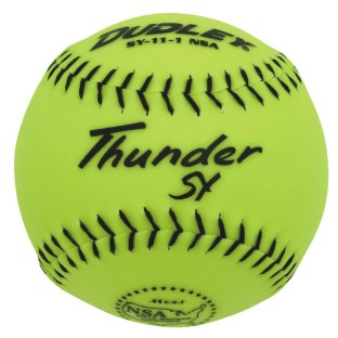Dudley® Thunder NSA Slow Pitch Softball 11