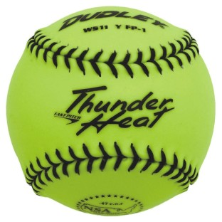 Dudley® Thunder Heat Fast Pitch Softball 11