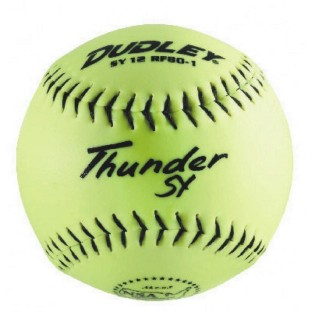 Dudley® Thunder NSA Slow Pitch Softball 12