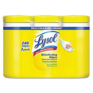 Lysol Disinfecting Wipes Canister