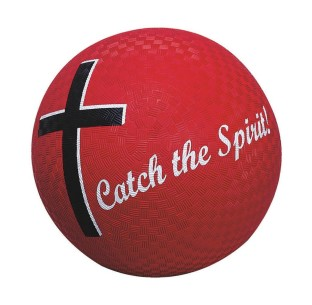 Catch the Spirit Playground Ball