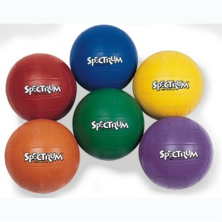 Spectrum™ Rubber Volleyball