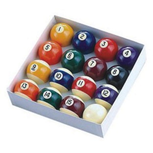 Regulation Billiard Ball Set