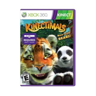 KINECTIMALS WITH BEARS KINECT GAME