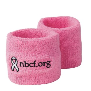 NBCF Pink Wristbands