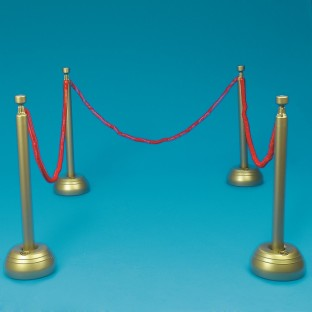 Stanchion Set