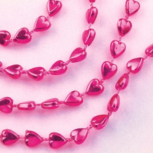 Heart Party Beads, 33