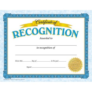 Recognition Award Pack