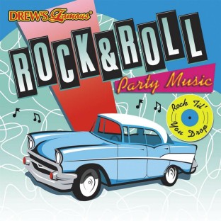 ROCK AND ROLL PARTY MUSIC CD