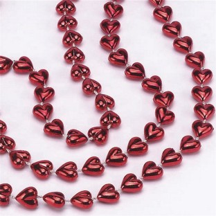 Heart Party Beads