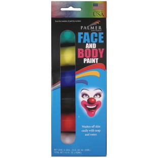 Carnival Face Paint