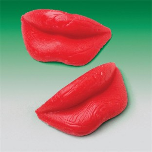 WAX LIPS BOX OF 24