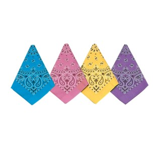 Bandanas - Fashion Colors