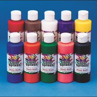 Color Splash!® Glass Stain 8 oz.