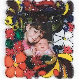 Sun Catcher Photo Frames Assorted