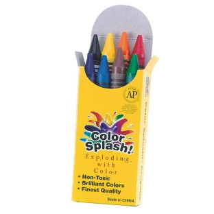 Color Splash!® Jumbo Crayons