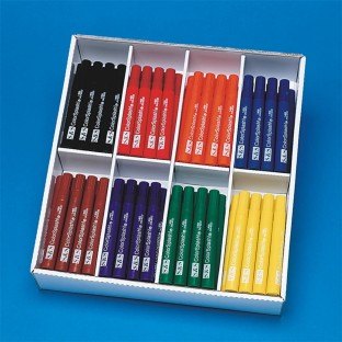 Color Splash!® Permanent Markers PlusPack
