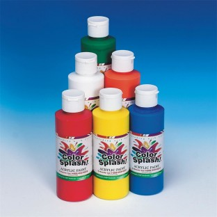 Color Splash!® Quality at the Right Price!