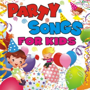 Party Songs For Kids Music CD