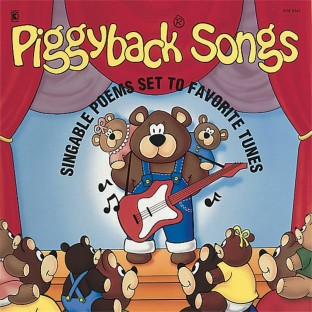 Piggyback Songs CD