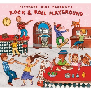 Rock & Roll Playground CD