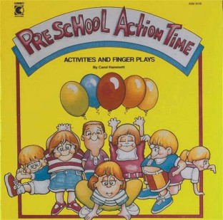 PRESCHOOL ACTION TIME CD