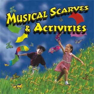Musical Scarves and Activities CD