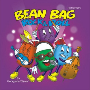 Beanbag Rock N Roll CD