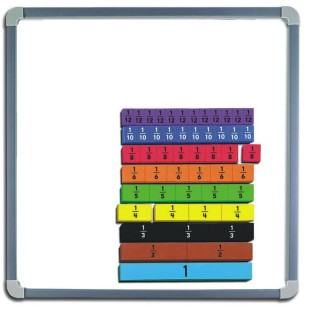 Foam Magnetic Fraction Strips