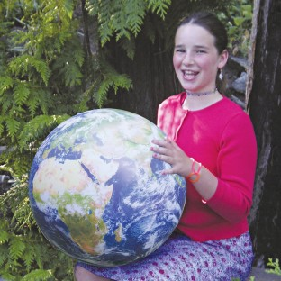 EARTHBALL 16IN GLOBE