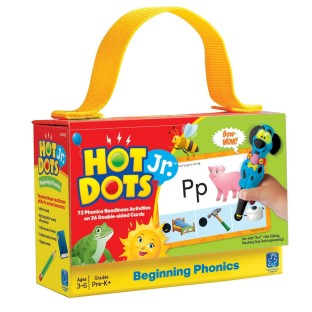 HOT DOTS BEGINNING PHONICS SET