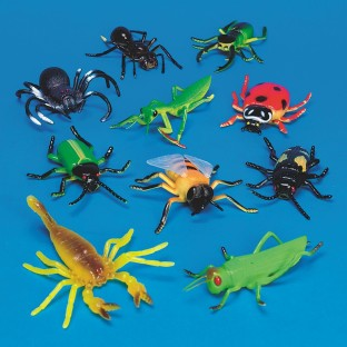INSECTS PLAYSET